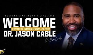 Jason Cable Alabama State