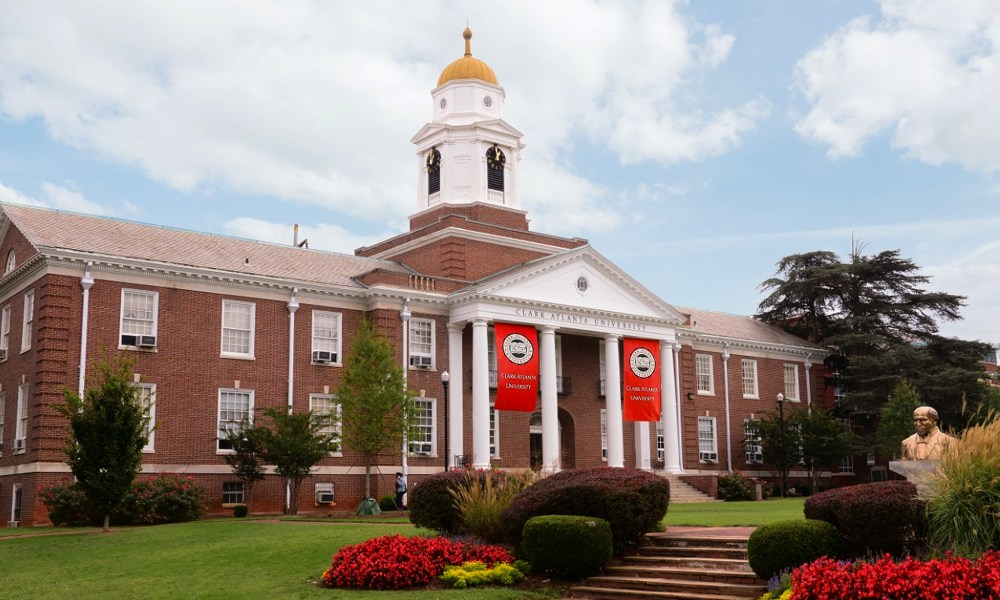 Clark Atlanta University is one of several HBCUs to clear student debt