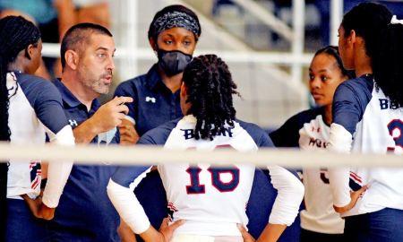 Howard HBCU Volleyball