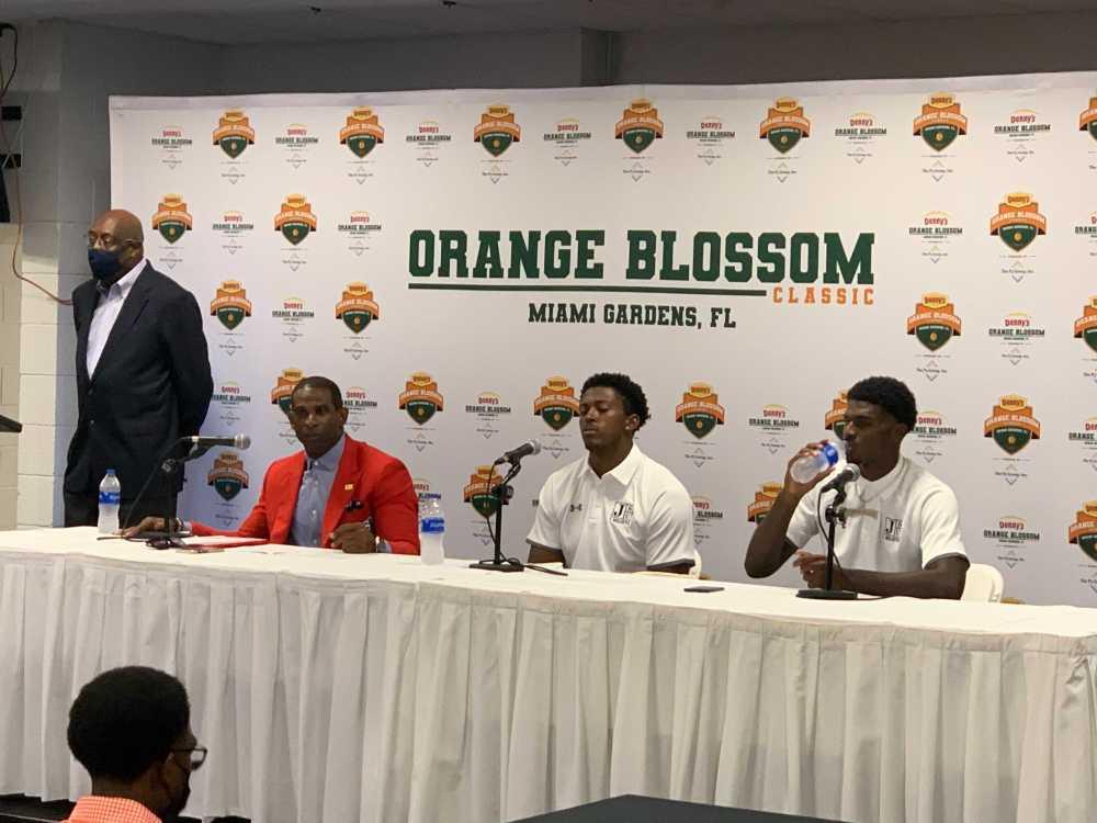 Orange Blossom Classic Deion Sanders