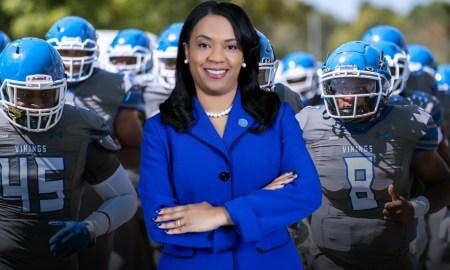 Elizabeth City Chancellor Dr. Dixon