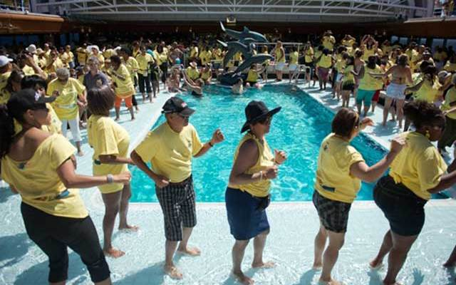 Soul Train Cruise 2014: Fun and Fundraising for HBCU Groups