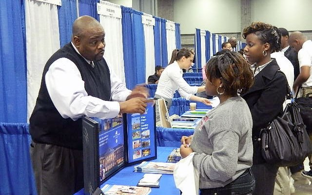 National College Fair: Spring 2014 Schedule