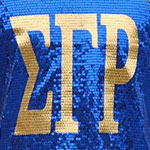 Big Boy Headgear: Sigma Gamma Rho Sequence T-shirt
