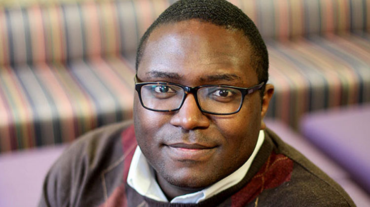 TravisMartin: Behind the Desk of Student Affairs