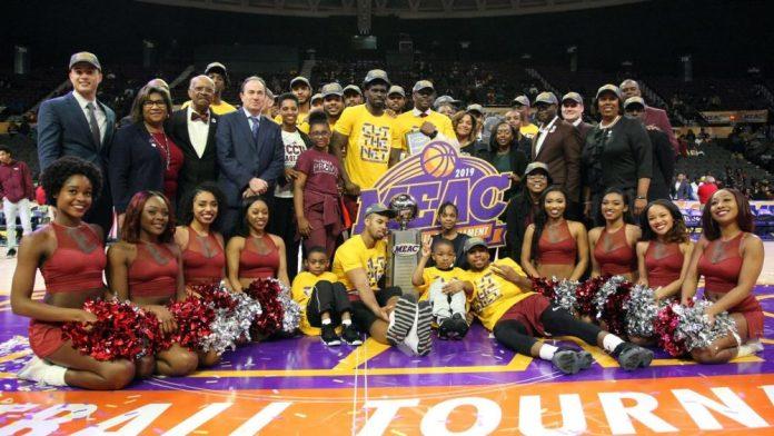 North Carolina Central Basketball Team, MEAC tournament