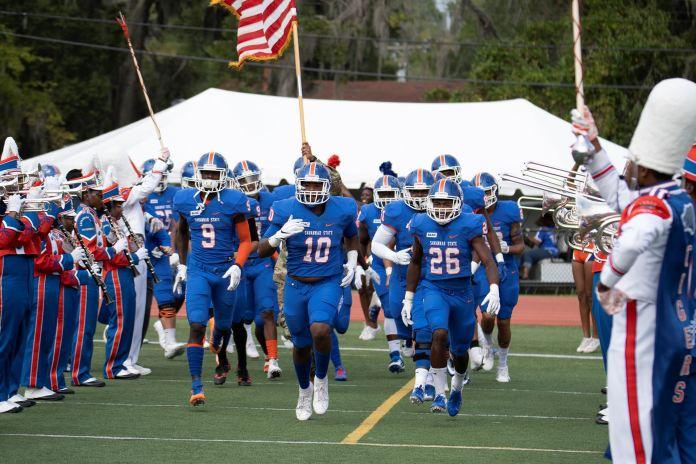 Savannah State football