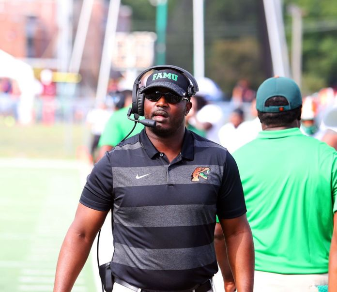 Willie Simmons, Florida A&M
