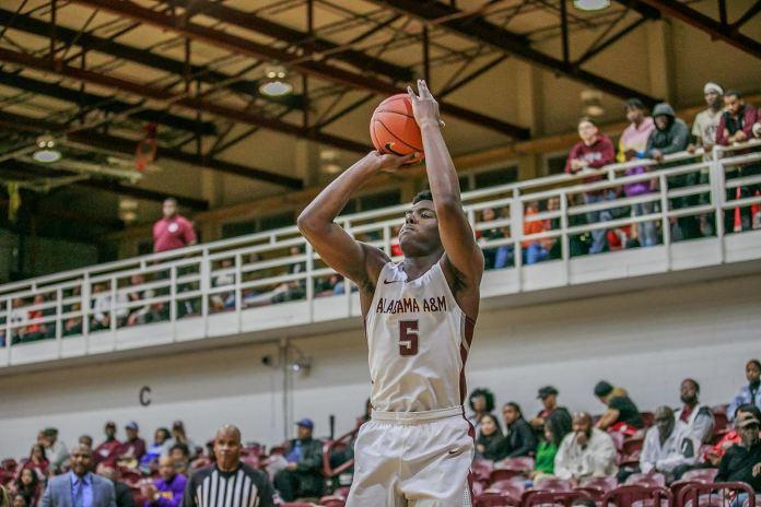 Alabama A&M basketball