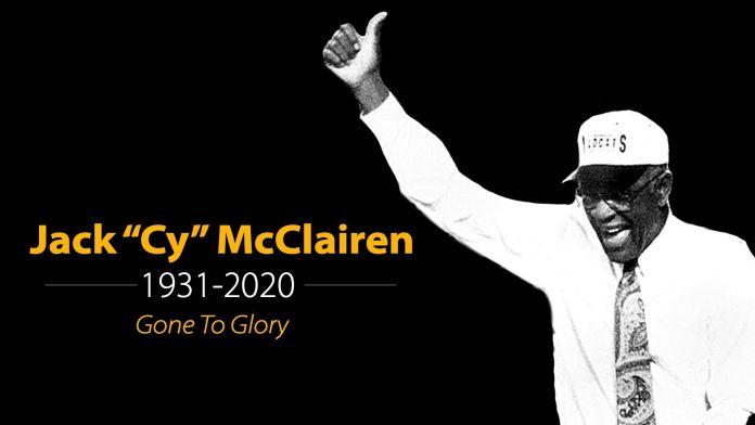 Cy McClairen