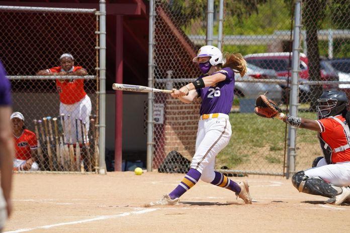 Claflin softball