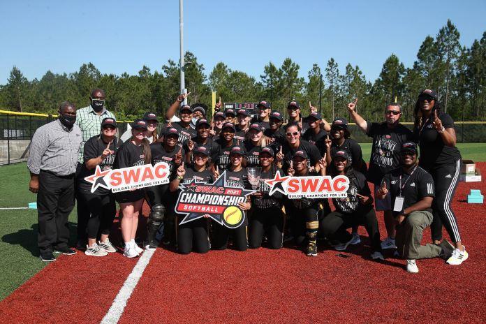 Alabama State softball