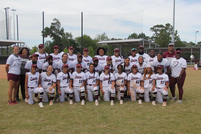 Texas Southern Softball
