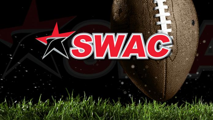 SWAC Football graphic