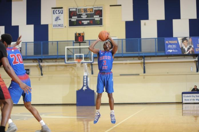 Elizabeth City State basketball