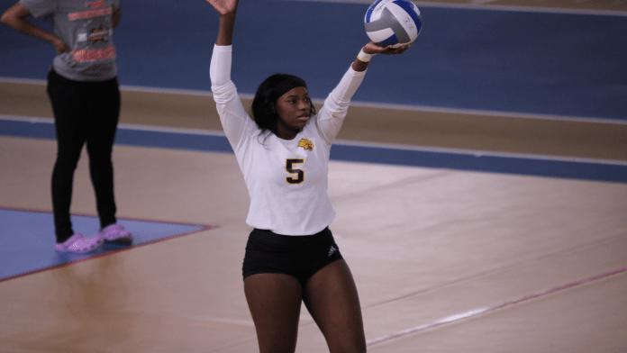 Zyonn Smith, UAPB Volleyball