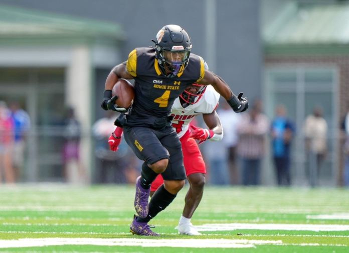 Bowie State fooball