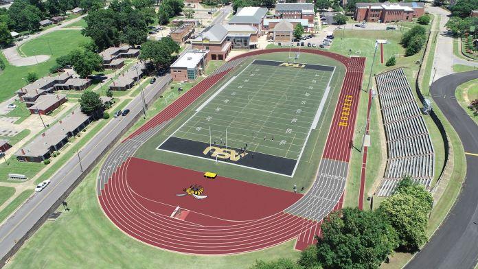 Alabama State track