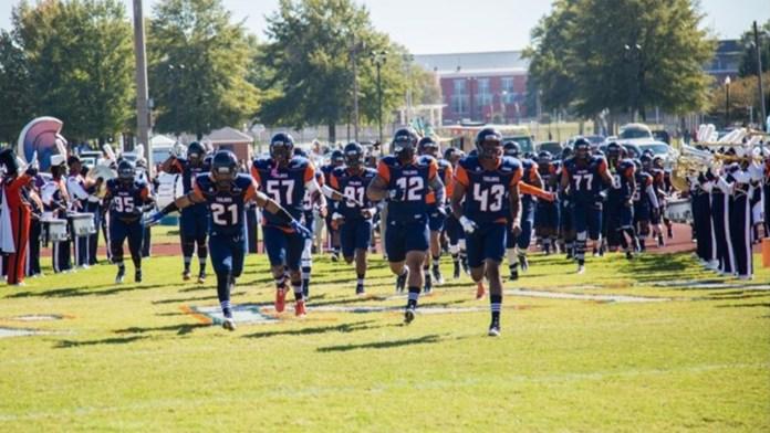 Virginia State football