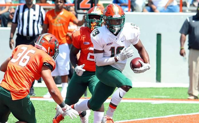Xavier Smith, Florida A&M