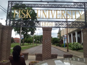 Fisk University Entrance