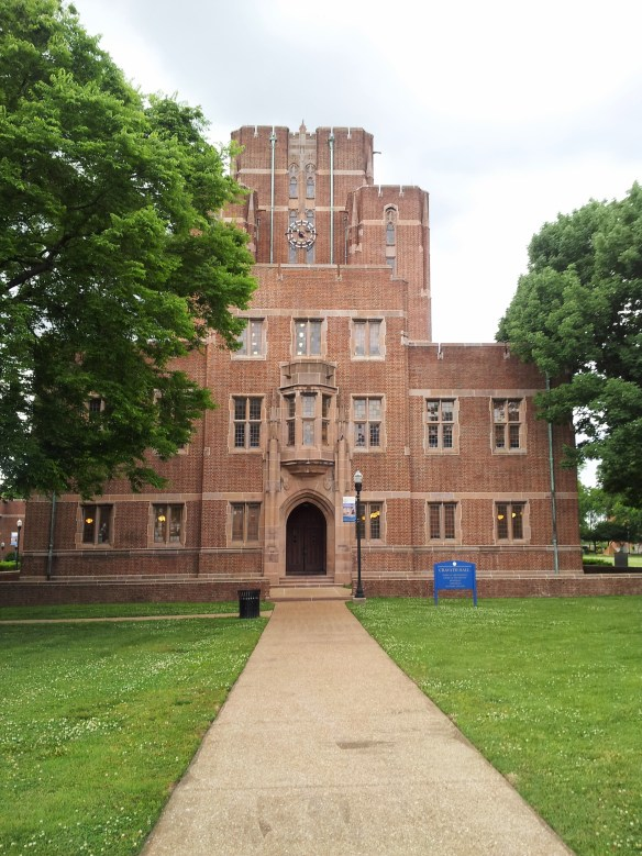 Cravath Hall, the Fisk University Administration Building