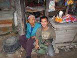 Collecting data (North Sumatra, 2014)