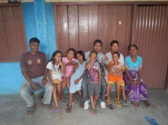 Karo family (North Sumatra, 2014)