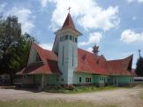 Original Catholic church in Kabanjahe (2010)