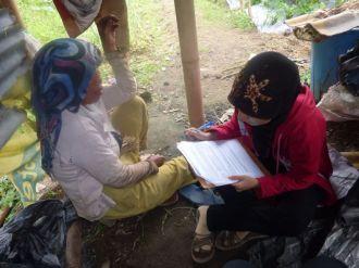 Interview (North Sumatra, 2011)