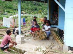 Basket maker (North Sumatra, 2012)