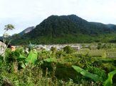 View of Karo village (North Sumatra, 2011)