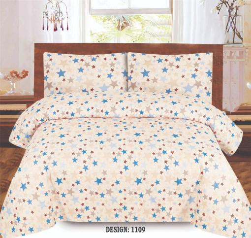 Cotton Bed Sheet High Quality Print 20