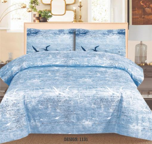 Cotton Bed Sheet High Quality Print 26