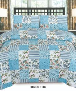 Cotton Bed Sheet High Quality Print 34