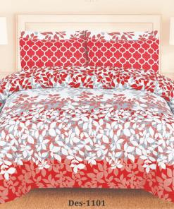 Cotton Bed Sheet High Quality Print 7