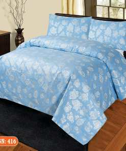 Satin Bed Sheet 416