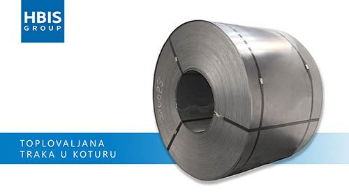 hot rolled sheet metal