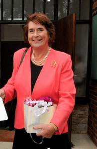 Gillian Fowler to receive the British Empire Medal