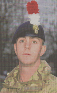 Fusliler Dean Hudson, 27, from Greenhill, has won an army award for successfully completlng the Combat Infantryman's Training Course in Catterick, North Yorkshire