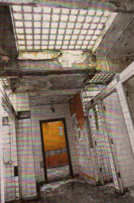 The old underground toilets at Broad Street in Canterbury