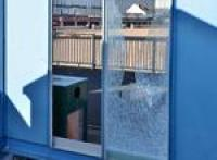 Windows smashed by vandals in Herne Bay