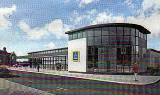 APPROVED: How the Aldi in town is expected to look