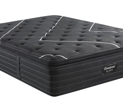 beautyrest silver brs900 c rs plush pillow top mattress only