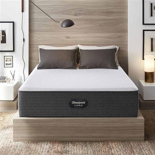 beautyrest silver brs900 c rs plush pillow top mattress flat foundation