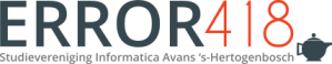 Logo ERROR418