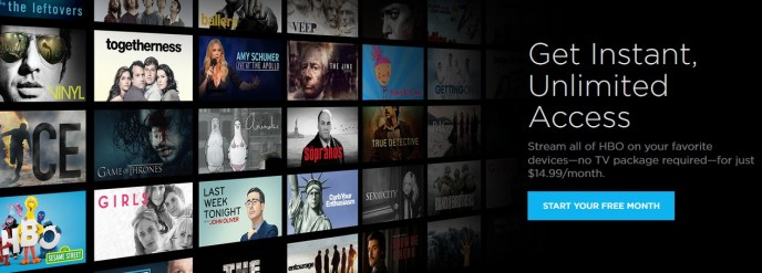 Is it possible to watch HBO Now in Europe