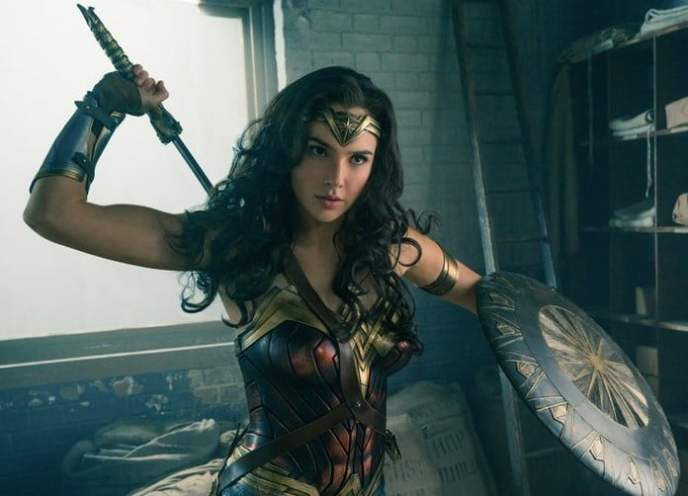 Wonder Woman on HBO Now