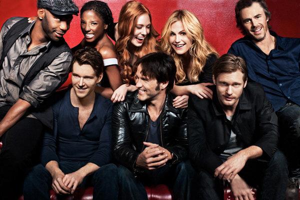 Cast of HBO's hit vampire show, True Blood