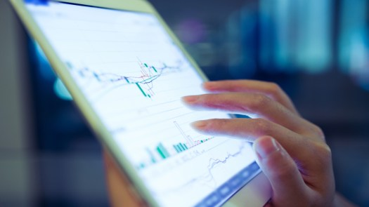 Analyzing stock market